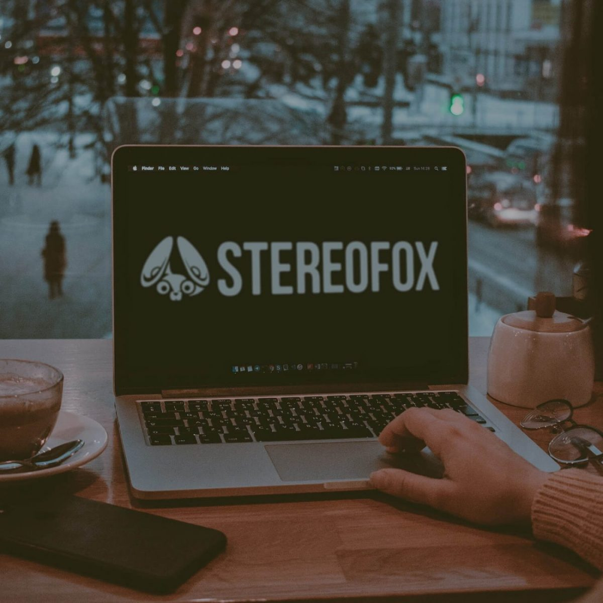 stereofox creative agency