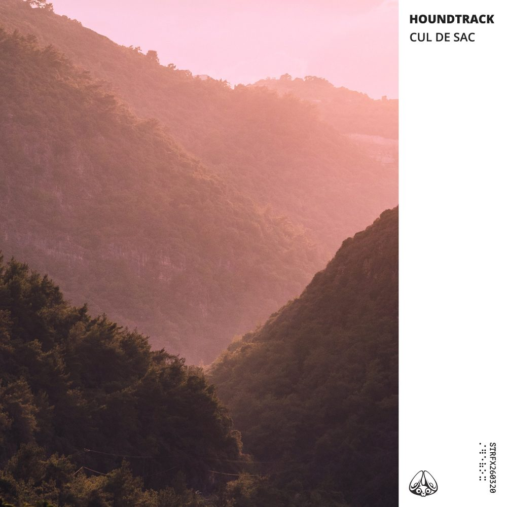 HOUNDTRACK - Cul De Sac - artwork
