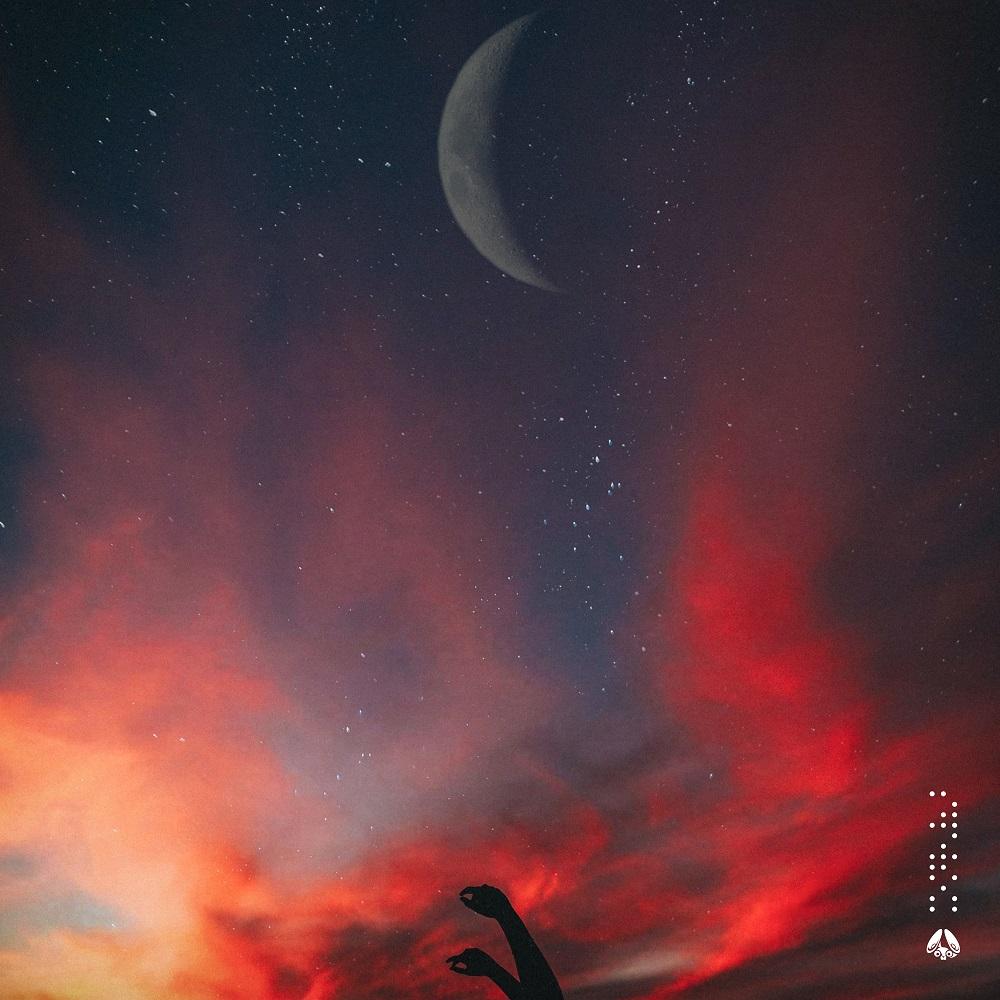 living room blue moon ep artwork - release