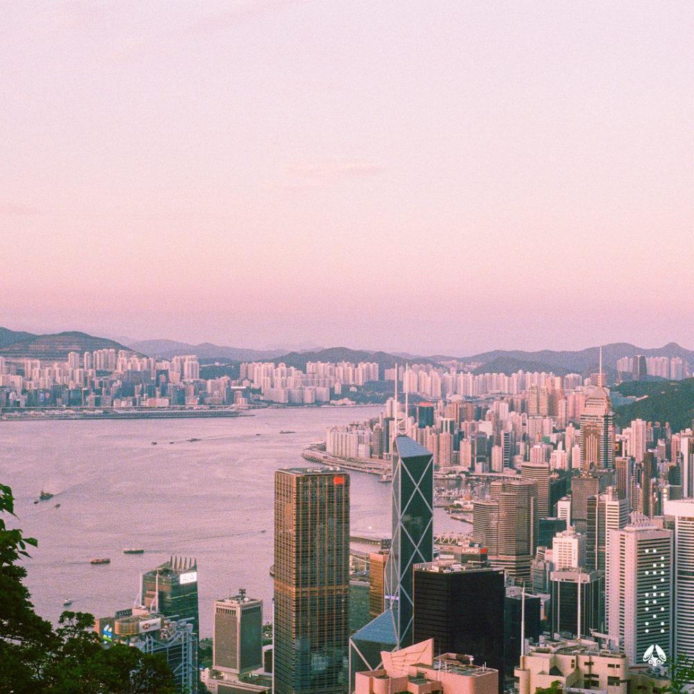 Metric - Hong Kong Minute